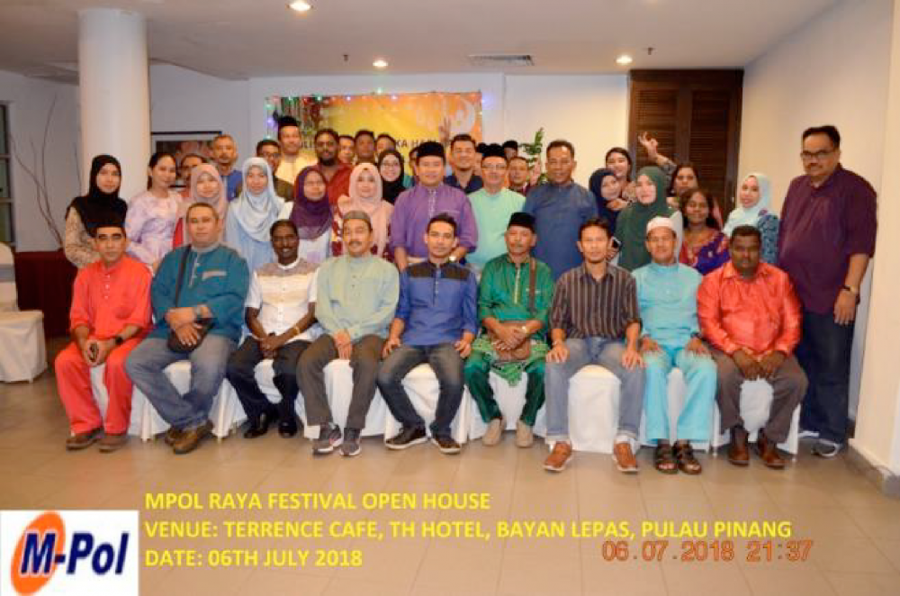 Hari Raya Festival Open House Celebration
