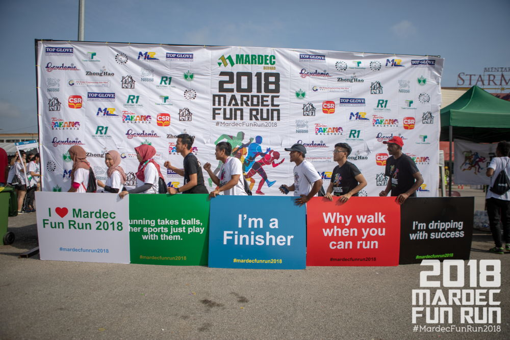 MARDEC Fun Run 2018